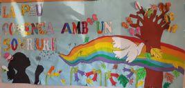 Celebramos el Día Internacional de los Derechos de la Infancia en el CEIP Verge del Fonament de Benissanó