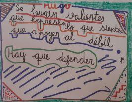 Bravo por el alumnado del CEIP La Alambraba
