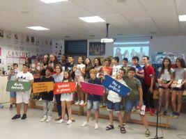 Presentación de la Agenda de la Infancia en el CEIP l'Olivera