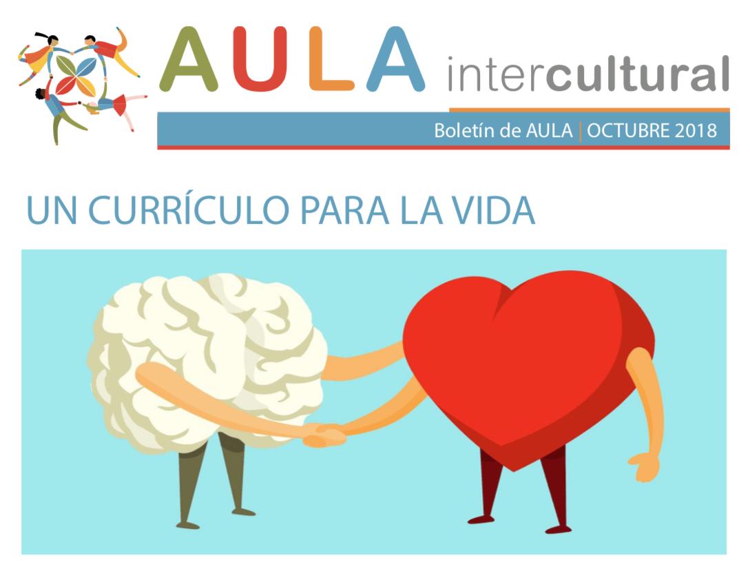 Boletín de Aula Intercultural octubre 2018 Especial Emociones