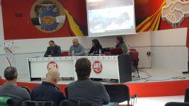 UGT Muntanya-Vinalopó-Vega Baja presenta la Guía de Cooperación y Objetivos de Desarrollo Sostenible para trabajadoras y trabajadores.