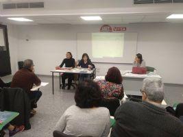 Presentamos la Guía de Cooperación y Objetivos de Desarrollo Sostenible para trabajadoras y trabajadores en UGT L'Alacantí-La Marina.