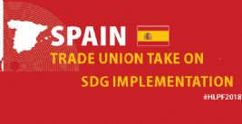 Perspectiva sindical sobre los ODS - España