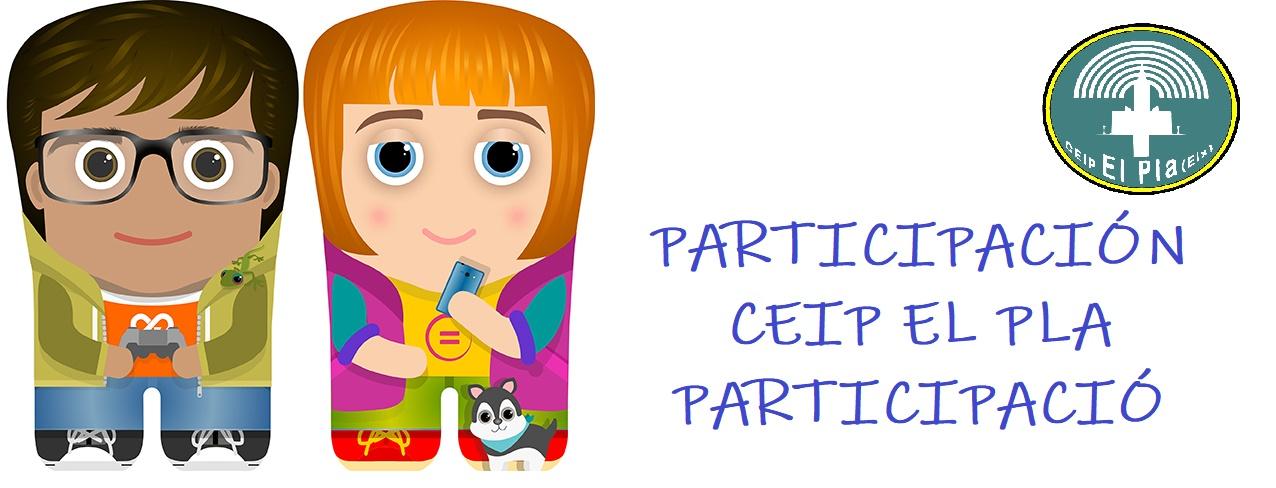 Participación en el CEIP El Pla