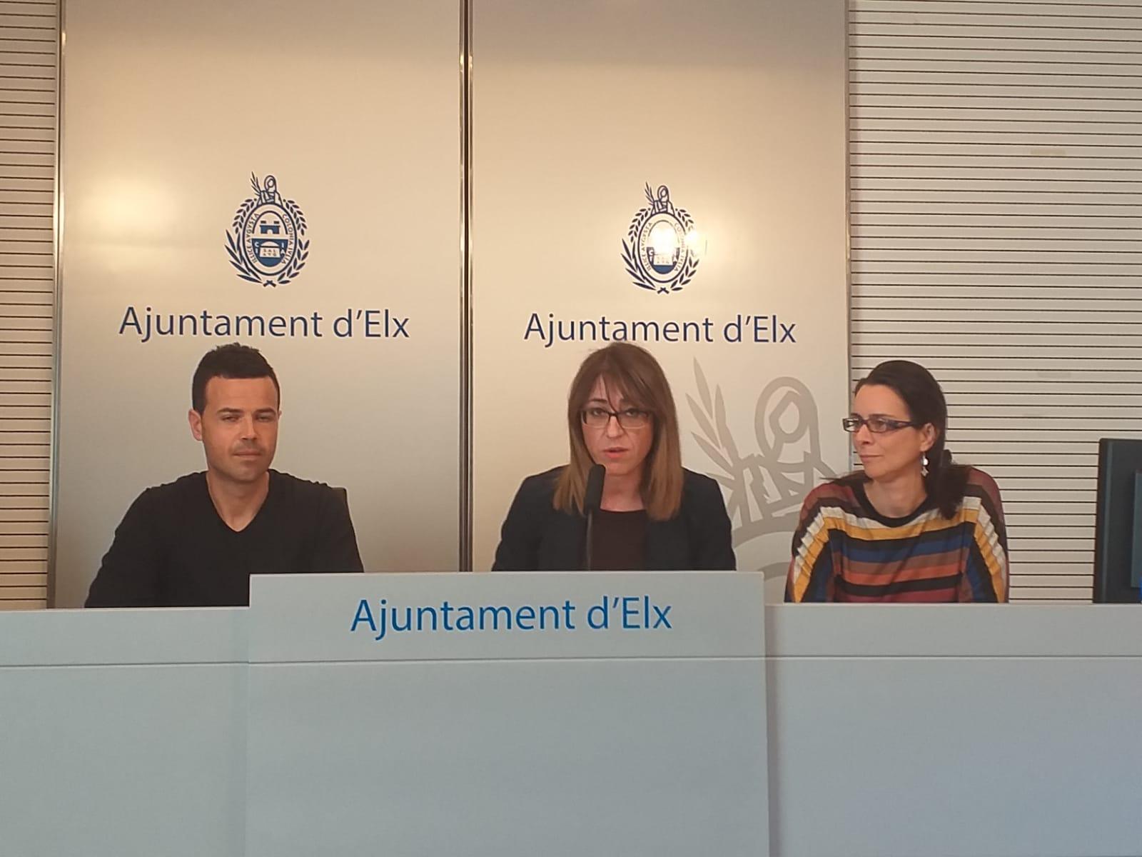 El Ayuntamiento de Elche presenta el proyecto