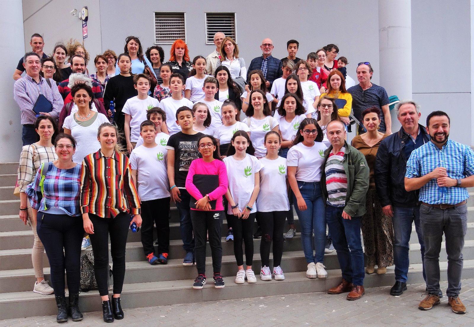 El Consejo Municipal de la Infancia de La Vall d'Uixó plantea demandas a los grupos políticos
