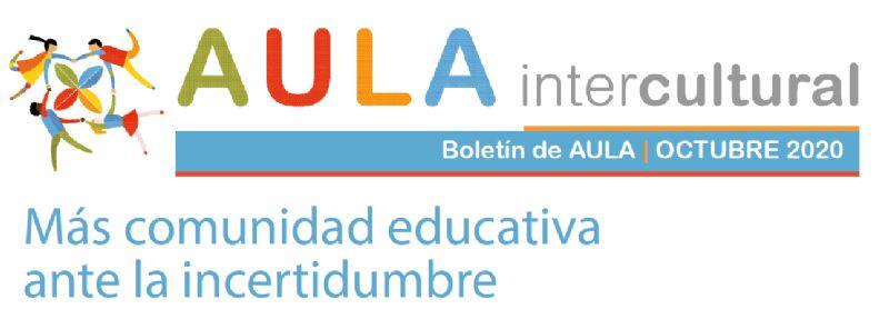 Boletín de Aula Intercultural octubre 2020