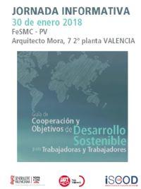 La FeSMC-PV comprometida con los Objetivos de Desarrollo Sostenible