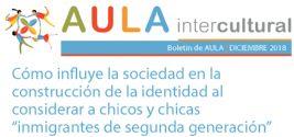 Boletín de Aula Intercultural diciembre 2018 Dia Internacional del Migrante