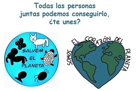 Somos el corazón del planeta